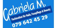Nail, Fusspflege und Beauty Gabriela M Logo